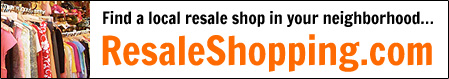 Consignment & Resale Shop Directory